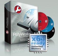 Innovmetric PolyWorks标准点云工程