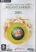 法国网球公开赛2001 海报