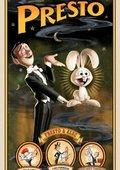 魔术师与兔子 海报
