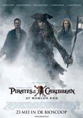 加勒比海盗3:世界的尽头 海报