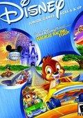 迪士尼主题公园赛车 海报