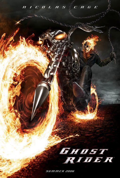 灵魂战车 ghost rider高清图片